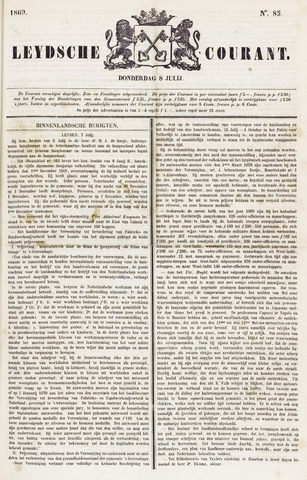 Leydse Courant 1869-07-08