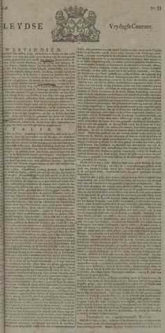Leydse Courant 1722-07-24