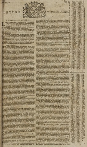 Leydse Courant 1770-01-17