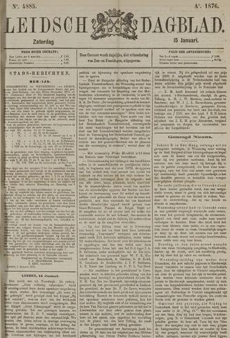 Leidsch Dagblad 1876-01-15
