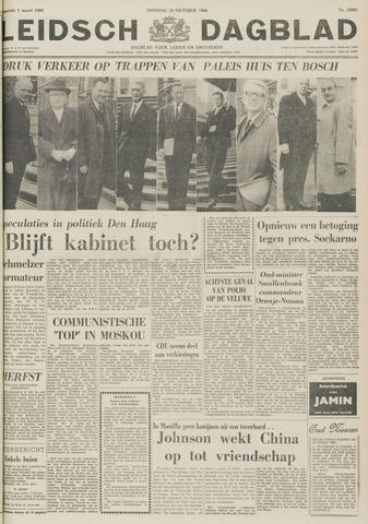 Leidsch Dagblad 1966-10-18