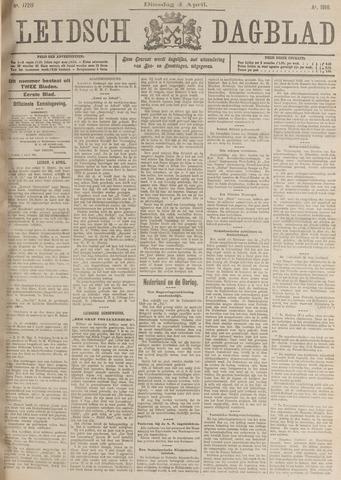Leidsch Dagblad 1916-04-04