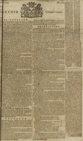 Leydse Courant 1771-09-13