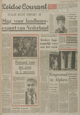 Leidse Courant 1974-05-01