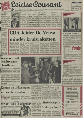 Leidse Courant 1984-02-25