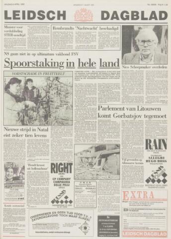 Leidsch Dagblad 1990-04-06
