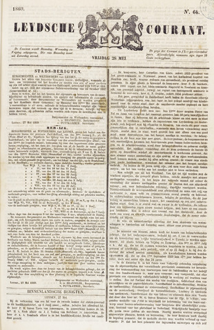 Leydse Courant 1869-05-28