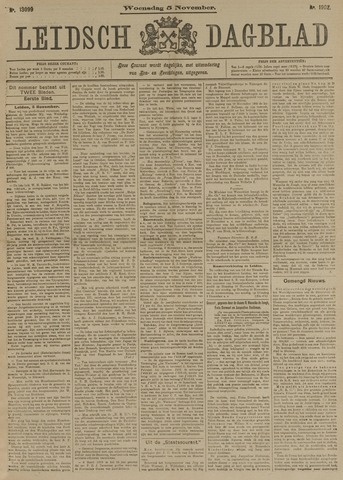 Leidsch Dagblad 1902-11-05