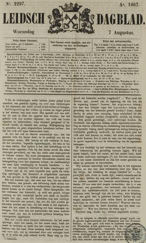Leidsch Dagblad 1867-08-07