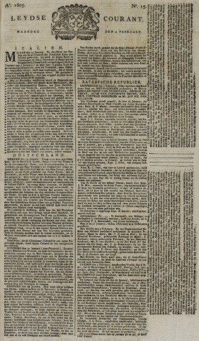 Leydse Courant 1805-02-04