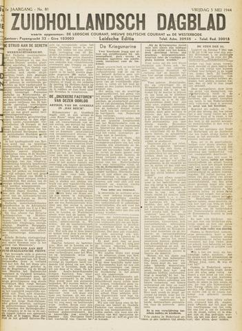 Zuidhollandsch Dagblad 1944-05-05