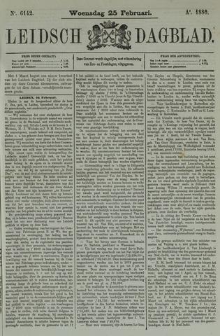 Leidsch Dagblad 1880-02-25