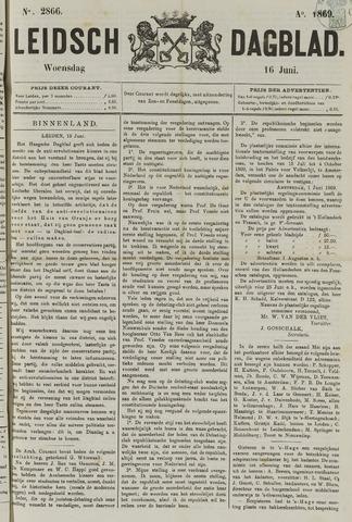 Leidsch Dagblad 1869-06-16