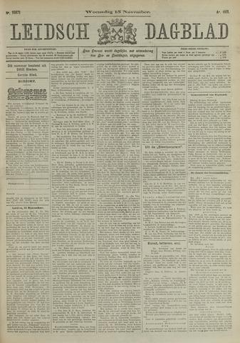 Leidsch Dagblad 1911-11-15