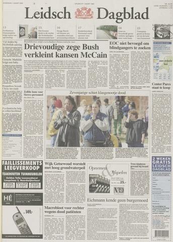 Leidsch Dagblad 2000-03-01