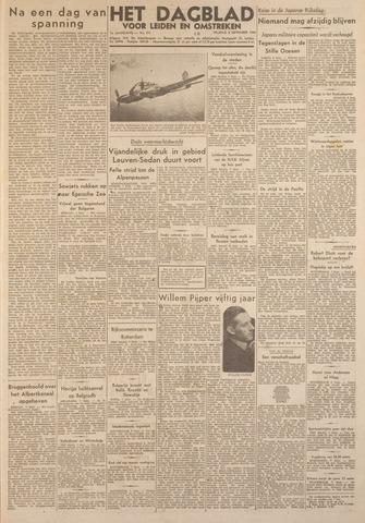 Dagblad voor Leiden en Omstreken 1944-09-08