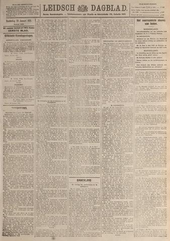 Leidsch Dagblad 1921-01-20