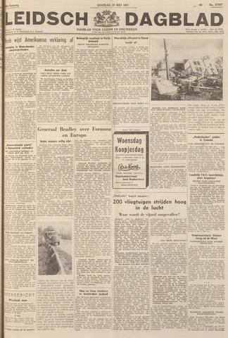 Leidsch Dagblad 1951-05-22