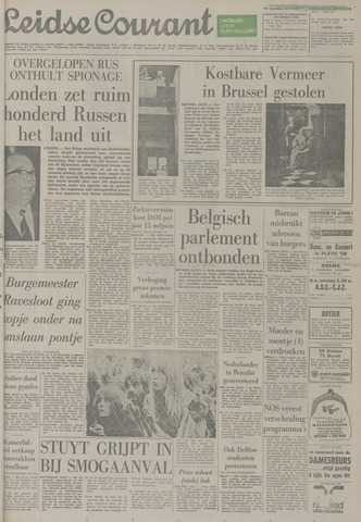 Leidse Courant 1971-09-25