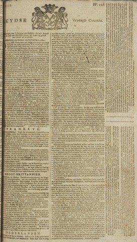 Leydse Courant 1772-10-23