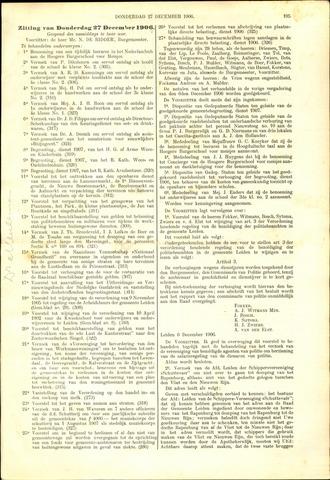 Handelingen van de Raad 1906-12-27