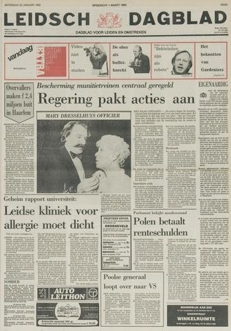 Leidsch Dagblad 1982-01-23