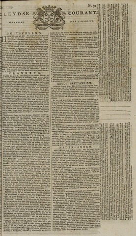 Leydse Courant 1789-08-03