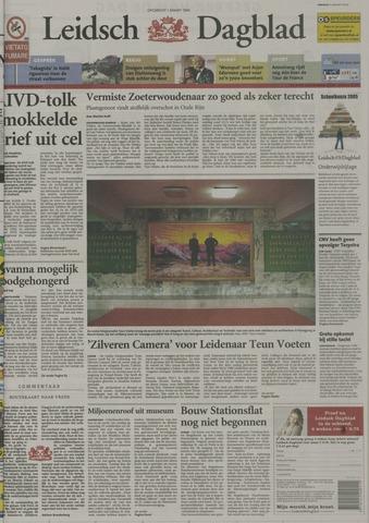 Leidsch Dagblad 2005-01-11