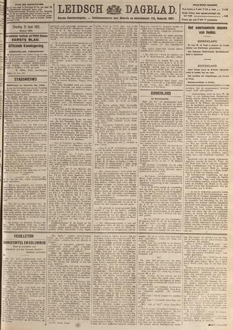 Leidsch Dagblad 1921-06-21