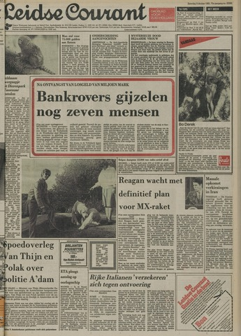 Leidse Courant 1981-10-03
