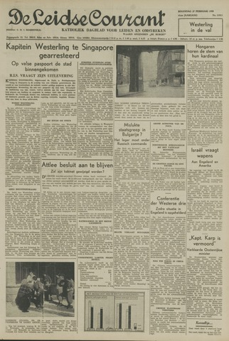 Leidse Courant 1950-02-27