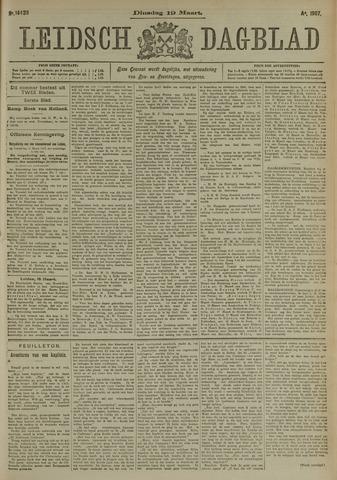 Leidsch Dagblad 1907-03-19