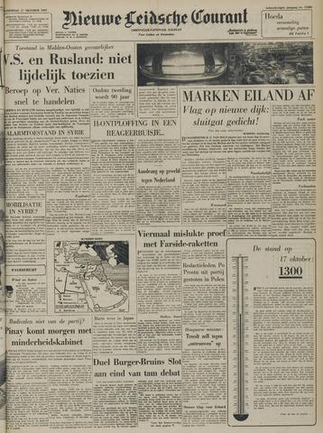 Nieuwe Leidsche Courant 1957-10-17