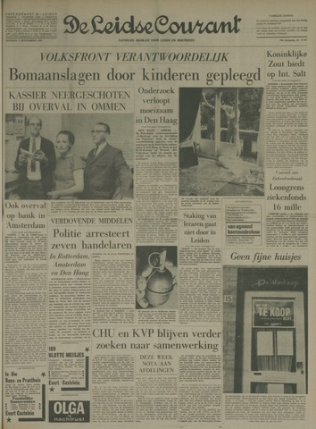 Leidse Courant 1969-09-09