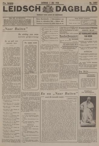 Leidsch Dagblad 1938-07-02