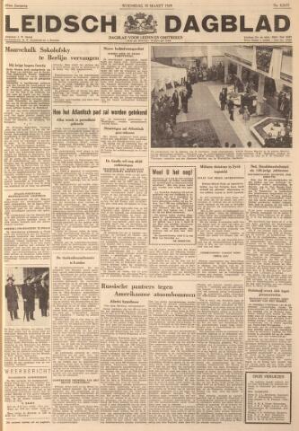 Leidsch Dagblad 1949-03-30