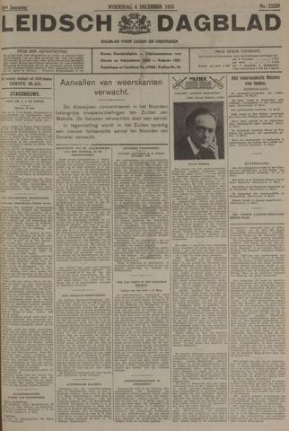 Leidsch Dagblad 1935-12-04