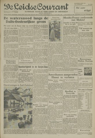 Leidse Courant 1954-07-12