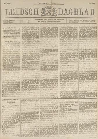 Leidsch Dagblad 1893-11-24