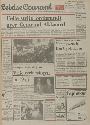 Leidse Courant 1974-10-01