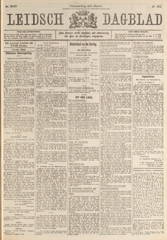 Leidsch Dagblad 1915-06-28