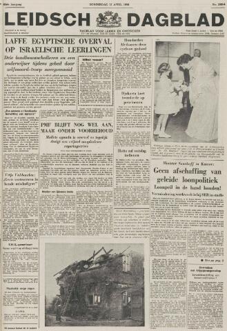 Leidsch Dagblad 1956-04-12