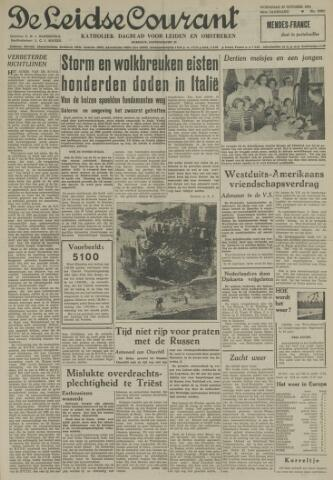 Leidse Courant 1954-10-27