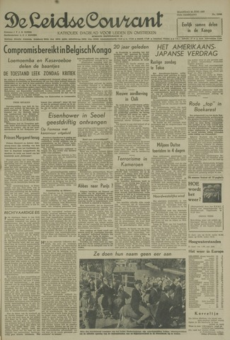 Leidse Courant 1960-06-20