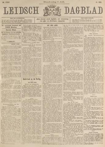 Leidsch Dagblad 1916-07-06