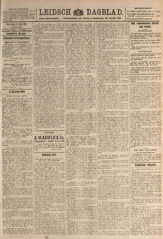 Leidsch Dagblad 1921-05-12