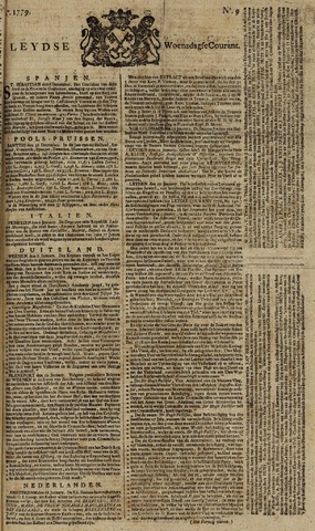 Leydse Courant 1779-01-20