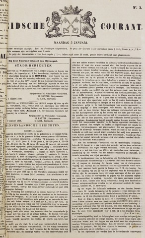 Leydse Courant 1885-01-05