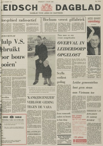 Leidsch Dagblad 1973-03-13