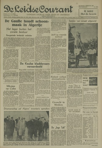 Leidse Courant 1960-02-08